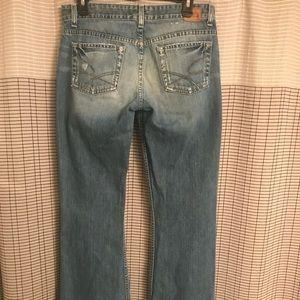 Buckle BKE denim bootcut jeans